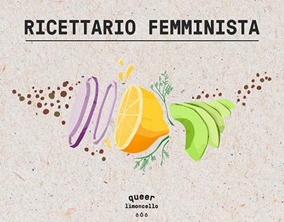Ricettario Femminista