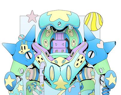 Star Robot