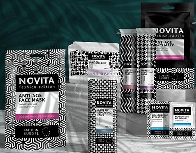 Novita. Packaging design