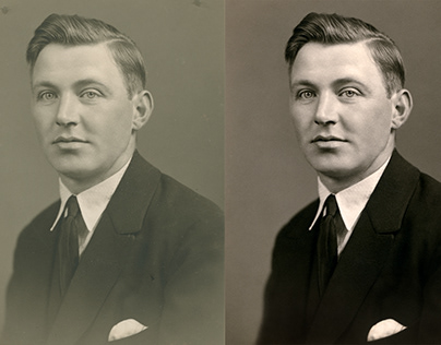 Photography restoration | Private client