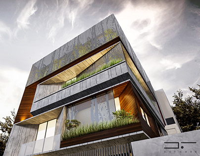 Dugar Residence   Architecture   Tamil Nadu   India