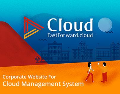 FastForward.Cloud - Cloud Management System Website