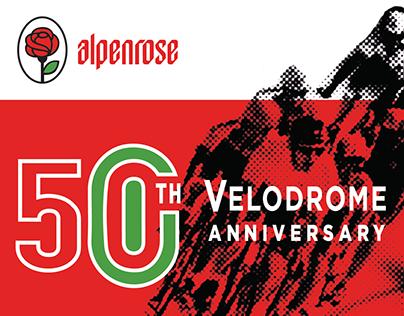 Design for Alpenrose 50th Anniversary
