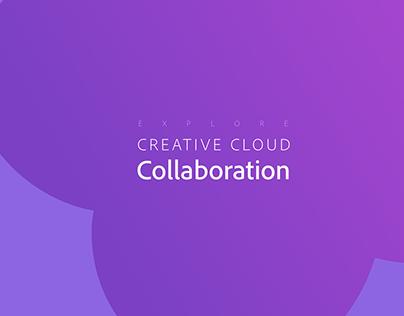 Exploring Creative Cloud Collaboration