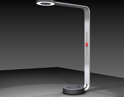 Lampe de table / Desk lamp