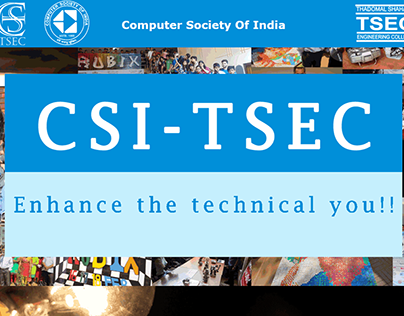 CSI TSEC website