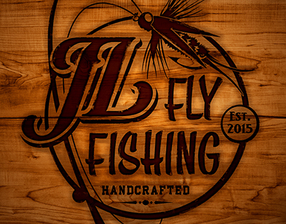JL Fly Fishing | Logo Design