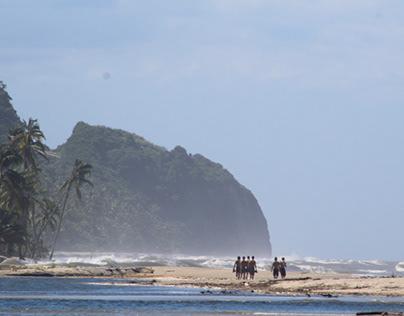 Cabo san juan de guía.