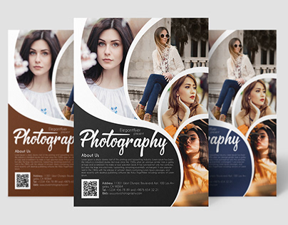 Photography V02 Flyer