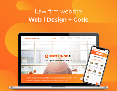 Antreprenor | Law Office Website