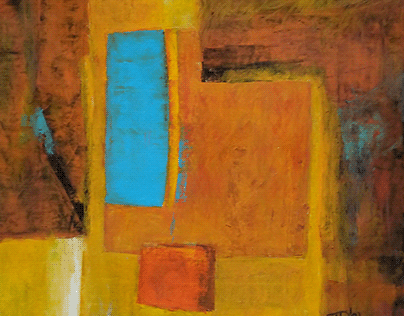 Blue & Yellow / 2021