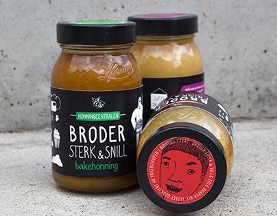 Broder – Honningcentralen