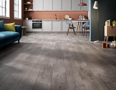 flooring rendering