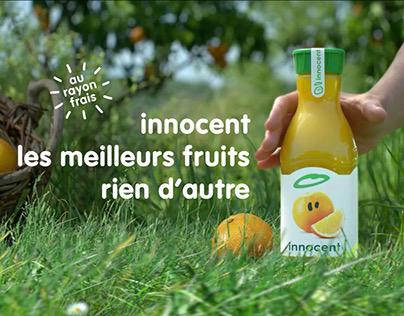 French orange juice TVC