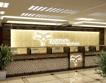 Andalusia - Medical Clinics' Counters