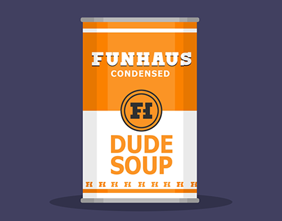 Dude Soup Animated Intro