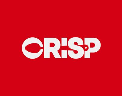 Crisp - Restaurant Logo