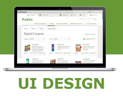 Publix - Mobile and Web