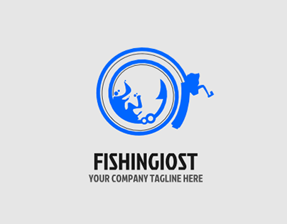 Hello friends!, this Fishingios logo template suitable.