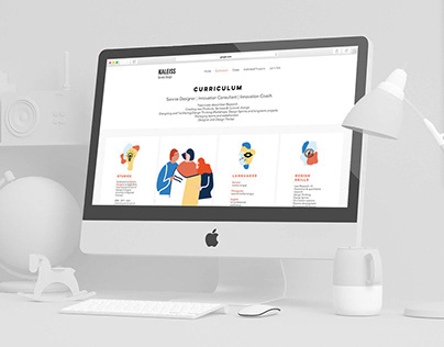 KALEISS   Branding & Website
