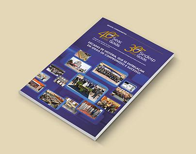 Revista Comemorativa Seac / Sindesp - GO