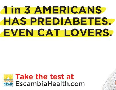 Diabetes Prevention Billboards