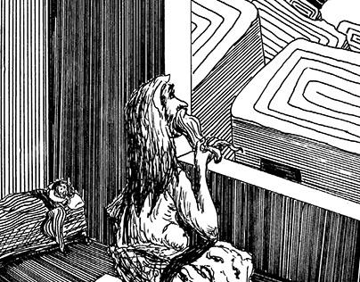 Nicodemus Contemplates