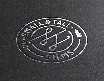 Small & Tall Films - Branding