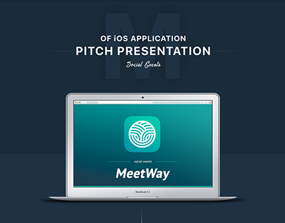 Pitch of iOS Events App