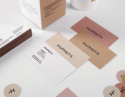 HUMAN'S | Branding