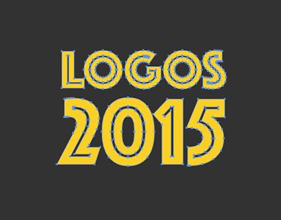 Portafolio de Logotipos 2015 - 2012