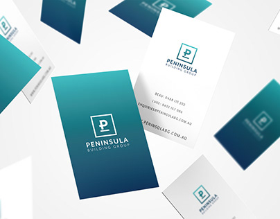 Corporate Branding | Peninsula Building Group