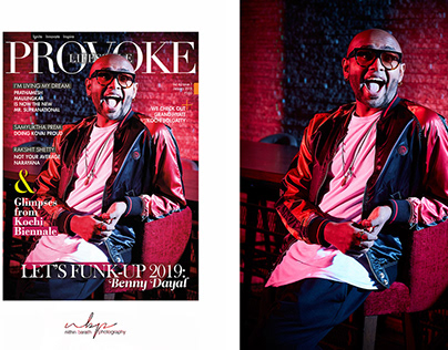 Benny Dayal - Provoke Lifestyle Jan'19
