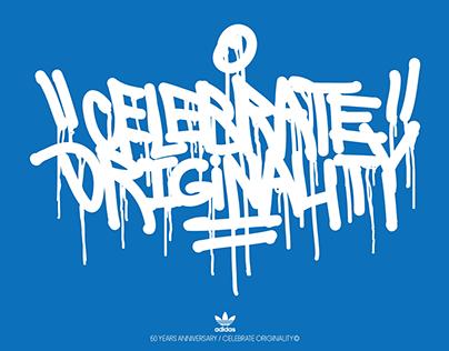 Celebrate Originality Adidas Original