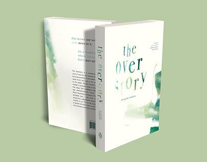 The Overstory Book Jacket Design