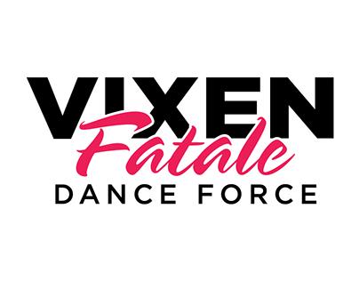 Vixens Fatale Dance Force Branding
