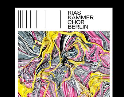 RIAS Chamberchoir – Poster