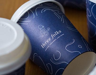 Three Folks Coffee, Creamery, and More