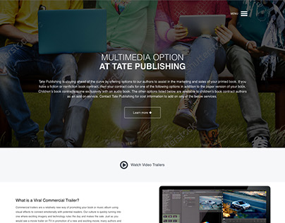 Multimedia - Redesign