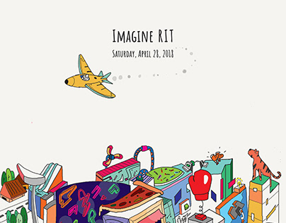 Imagine RIT poster design