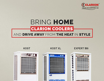 Clarion Cooler