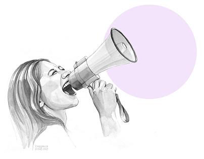 #ilustralahuelgafeminista /2019/
