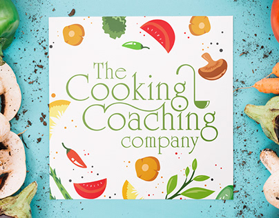 The Cooking Coaching Company - Logo Ontwerp