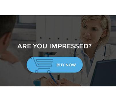 Doctor Website Template