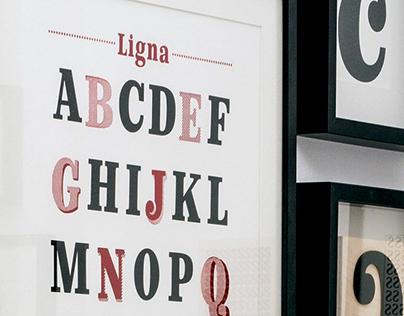 Typetalking – Typedesign Exhibition