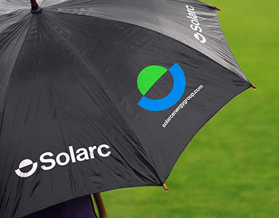 Rebranding project for Solarc Energy Group