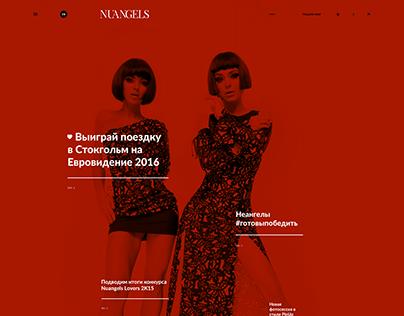 Nuangels — Iconic pop duo from Ukraine