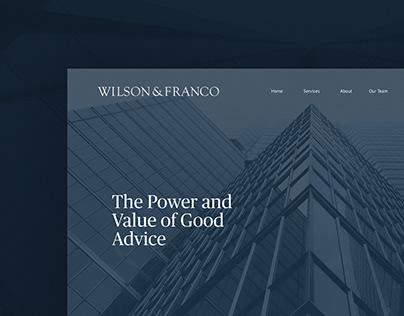 W&F Website