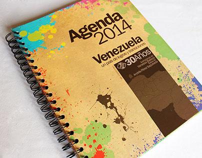 Agenda Zuoz Pharma  2014 - 30 Aniversario