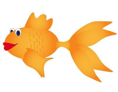 Goldfish Character